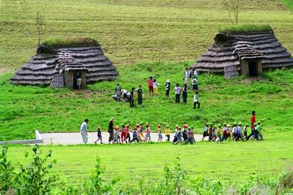 北海道遺産 「内浦湾沿岸の縄文文化遺跡群」(函館市、伊達市など) トップ 北海道遺産とは これま